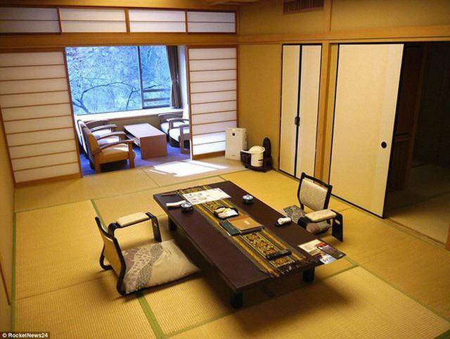 Khách sạn của người Nhật gây sốc cho cả thế giới: Mở cửa đón khách trong suốt 1.314 năm, đặc biệt nhất là những người chủ - Ảnh 10.