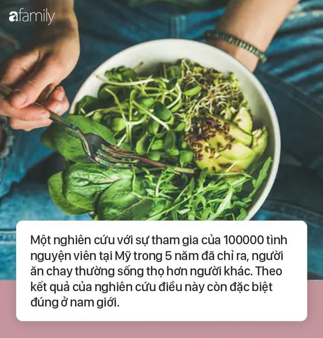 Người ăn thịt hay ăn chay sống lâu hơn và tranh luận của các nhà khoa học - Ảnh 1.