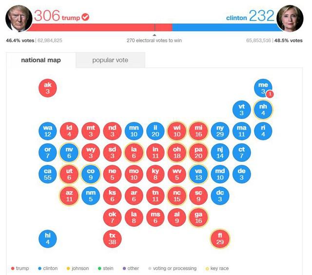 Giáo sư Mỹ phân tích yếu tố quyết định trong cuộc đua vào Nhà Trắng năm 2020 - Ảnh 2.