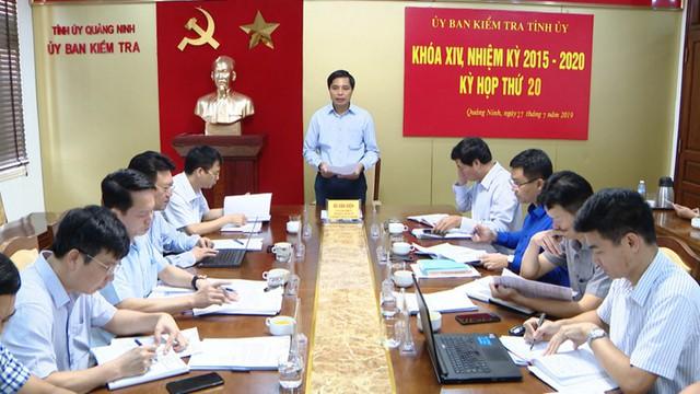 Quảng Ninh: Yêu cầu xử lý kỷ luật Phó Chủ tịch huyện Vân Đồn - Ảnh 1.