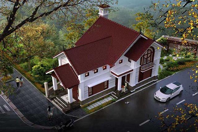 Mẫu nhà cấp 4 gác lửng mái Thái đẹp miễn chê chỉ 200- 300 triệu đồng - Ảnh 5.