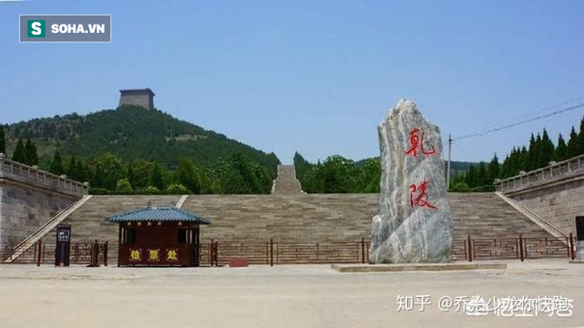 Lăng mộ Võ Tắc Thiên ngàn năm không ai xâm phạm nhưng vì sao 61 tượng bên trong mất đầu? - Ảnh 3.