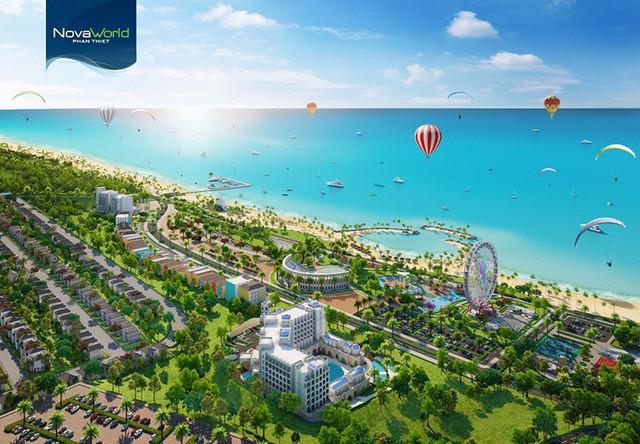[Đánh Giá Dự Án] 2 khu nghỉ dưỡng lớn nhất Bình Thuận đang triển khai xây dựng - Ảnh 5