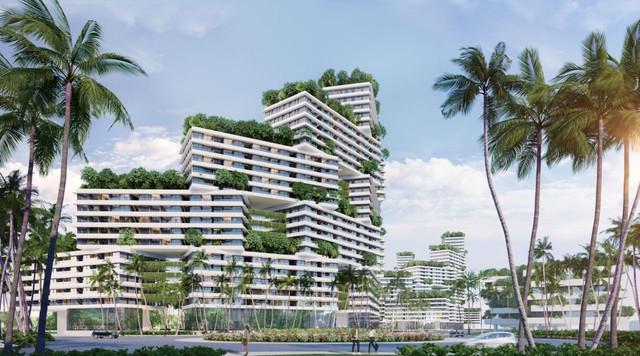 [Đánh Giá Dự Án] 2 khu nghỉ dưỡng lớn nhất Bình Thuận đang triển khai xây dựng - Ảnh 1