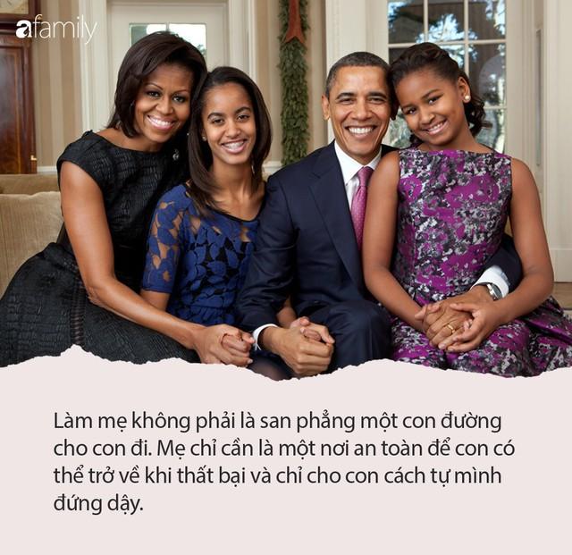 Nàng dâu hoàng gia Meghan lặng người khi nghe lời khuyên nuôi dạy con thấm thía của bà Michelle Obama  - Ảnh 2.