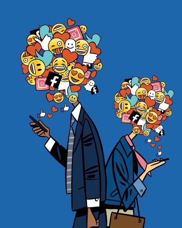 Đem 4 điều này lên mạng xã hội, không sớm thì muộn sự nghiệp của bạn sẽ tiêu tan - Ảnh 2.