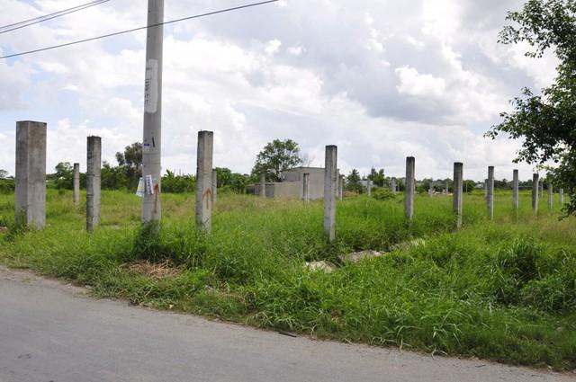Ảnh: Hàng trăm công trình trái phép mọc trên đất nông nghiệp ở ngoại ô TP.HCM - Ảnh 11.