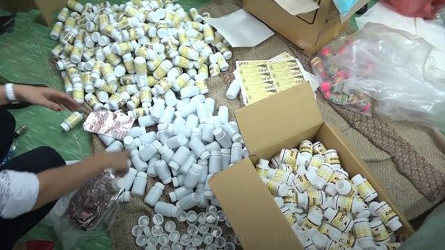 Bắt lãnh đạo hai công ty dược cầm đầu đường dây sản xuất thuốc giả cực lớn - Ảnh 3.