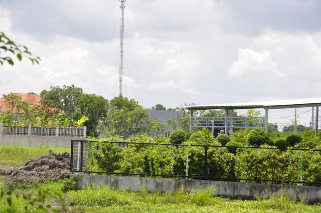 Ảnh: Hàng trăm công trình trái phép mọc trên đất nông nghiệp ở ngoại ô TP.HCM - Ảnh 8.