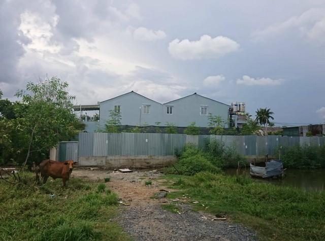 Ảnh: Hàng trăm công trình trái phép mọc trên đất nông nghiệp ở ngoại ô TP.HCM - Ảnh 10.