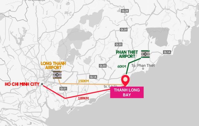 [Đánh Giá Dự Án] 2 khu nghỉ dưỡng lớn nhất Bình Thuận đang triển khai xây dựng - Ảnh 2