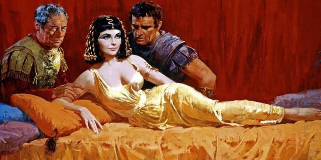 """Bí ẩn cuộc đời Nữ hoàng Cleopatra: Vị nữ vương quyến rũ với tài trí thông minh vô thường và độc chiêu quyến rũ đàn ông """"bách phát bách trúng"""" - Ảnh 6."""
