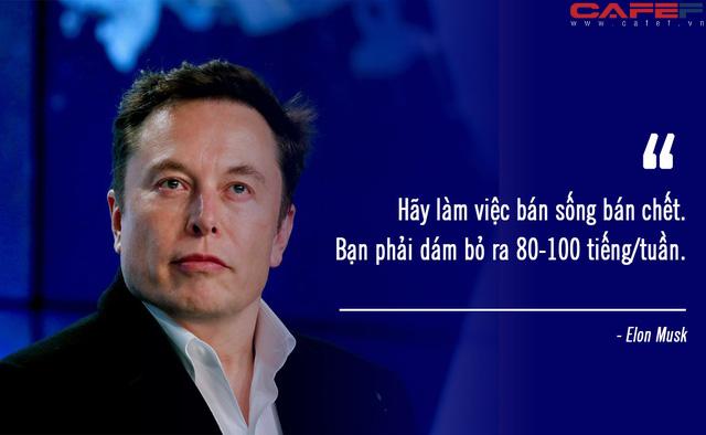 Làm việc 4h/ngày như Tim Ferriss hay lao lực 14h/ngày như Elon Musk mới có thể thành công? Đáp án này của chuyên gia chính là thứ bạn cần lắng nghe! - Ảnh 1.