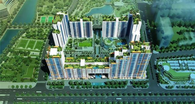 [Ảnh] Toàn cảnh hơn 1.100 căn hộ tái định cư ở Thủ Thiêm bị chuyển đổi trái phép - Ảnh 1.