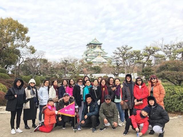 Méo mặt vì bị Nhật hủy tư cách đại diện xin visa - Ảnh 2.