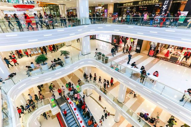 Công nghệ bất động sản ở Trung Quốc: Xây dựng trung tâm thương mại trong 18 tháng, cắt giảm chi phí lao động tới 62%, gợi ý thương hiệu cho khách mua sắm, giúp tìm trẻ lạc trong thời gian ngắn nhất - Ảnh 2.
