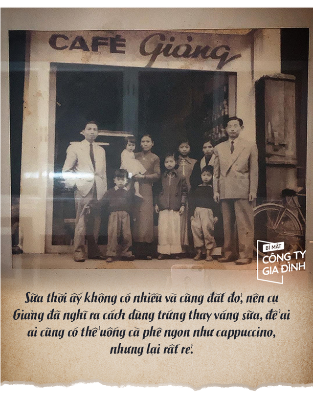 Cà phê Giảng và câu chuyện nối nghiệp qua bao thăng trầm lịch sử để gìn giữ bí quyết, cốt cách cà phê phố cổ - Ảnh 3.