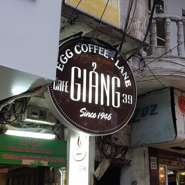 Cà phê Giảng và câu chuyện nối nghiệp qua bao thăng trầm lịch sử để gìn giữ bí quyết, cốt cách cà phê phố cổ - Ảnh 5.