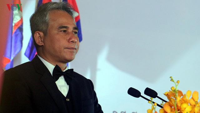 Doanh nghiệp Việt đẩy mạnh đầu tư tài chính ngân hàng tại Campuchia - Ảnh 1.