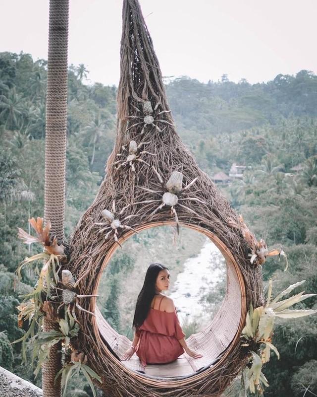 Trải nghiệm du lịch Bali Swing – Trò đu dây mạo hiểm nhưng vạn người mê ở quốc đảo Indonesia - Ảnh 7.