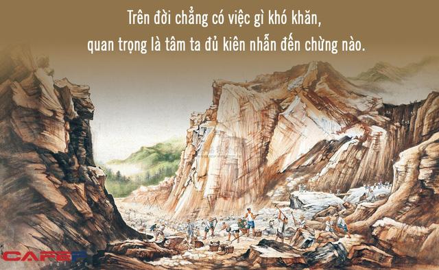 Đường đi ngàn dặm, phải bắt đầu từ bước đầu tiên; muốn làm đại sự, tuyệt đối đừng coi thường tiểu tiết: Chỉ 1 câu của Lão Tử quyết định thành bại cả đời người - Ảnh 3.