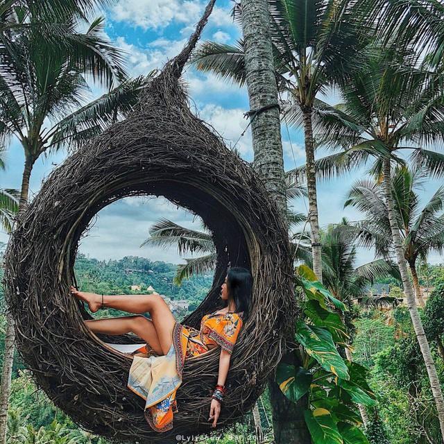 Trải nghiệm du lịch Bali Swing – Trò đu dây mạo hiểm nhưng vạn người mê ở quốc đảo Indonesia - Ảnh 6.