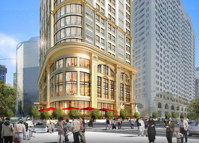 """[Đánh giá Dự án] 2 tòa nhà hạng sang """"độc lạ"""" lần đầu tiên xuất hiện giữa trung tâm Hà Nội - Ảnh 2."""