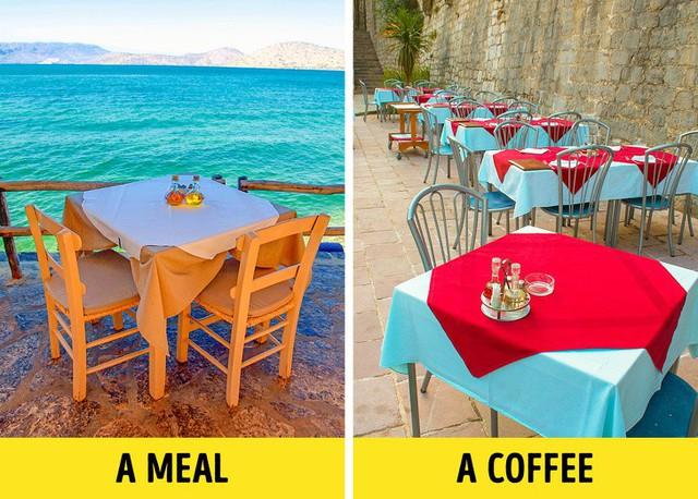 Hậu trường việc ăn uống: Hé lộ 10 chiêu trò bí mật mà hầu hết mọi nhà hàng, quán cà phê thực hiện để đánh lừa các vị khách - Ảnh 1.