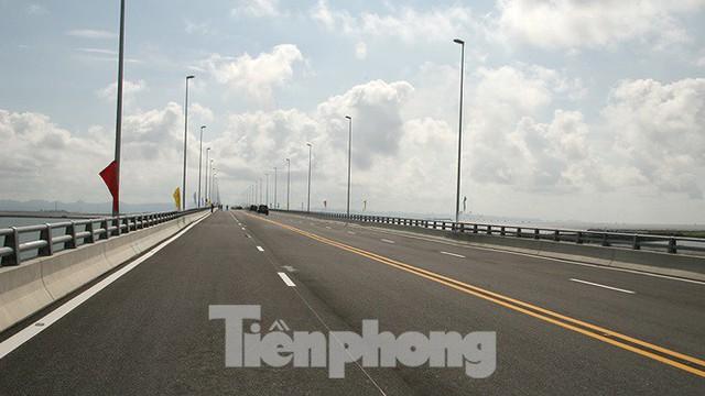 Cây cầu vượt biển dài nhất Việt Nam bị kiểm toán chỉ ra nhiều sai sót - Ảnh 2.