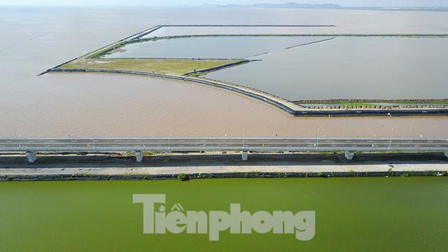 Cây cầu vượt biển dài nhất Việt Nam bị kiểm toán chỉ ra nhiều sai sót - Ảnh 13.