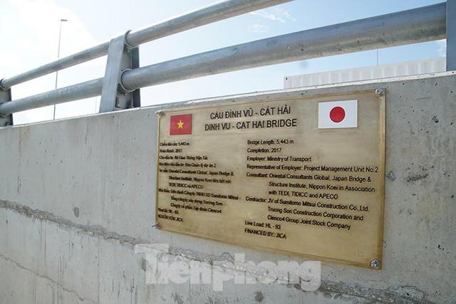 Cây cầu vượt biển dài nhất Việt Nam bị kiểm toán chỉ ra nhiều sai sót - Ảnh 4.