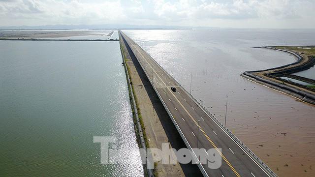 Cây cầu vượt biển dài nhất Việt Nam bị kiểm toán chỉ ra nhiều sai sót - Ảnh 9.