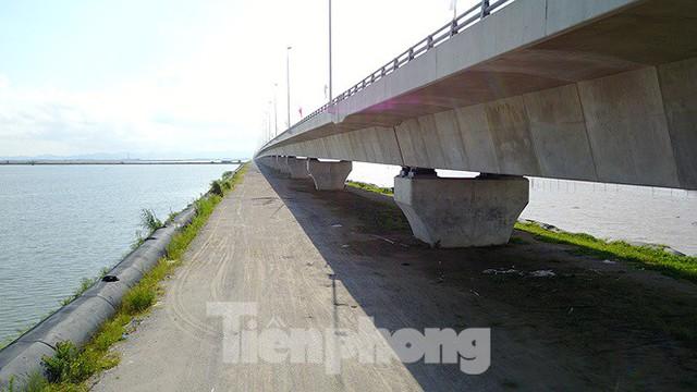 Cây cầu vượt biển dài nhất Việt Nam bị kiểm toán chỉ ra nhiều sai sót - Ảnh 10.