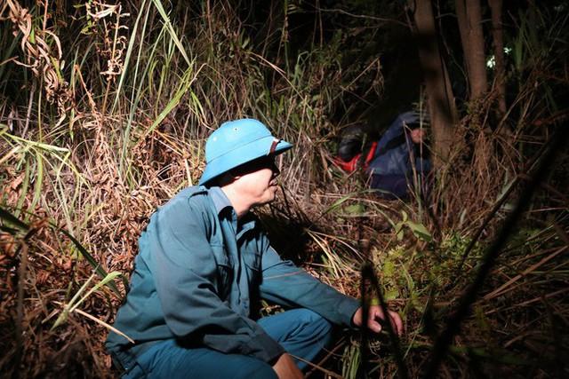 Toàn cảnh vụ cháy rừng thông ở Hà Tĩnh, lực lượng chức năng trắng đêm canh rừng - Ảnh 15.