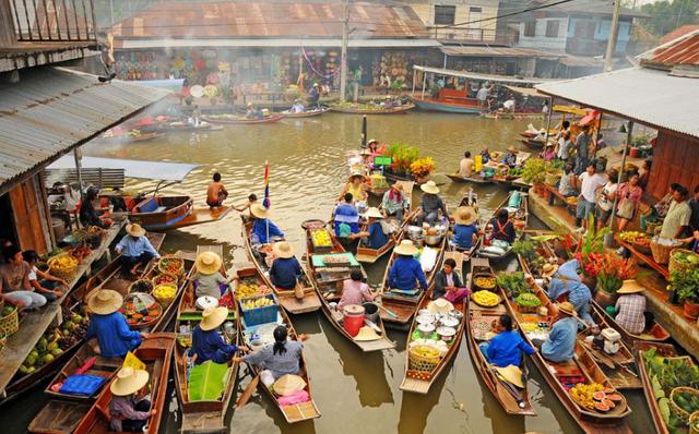 Du lịch Thái Lan: Nếu lần đầu đặt chân sang xứ sở Chùa Vàng, đây là những trải nghiệm bạn nhất định phải thử! - Ảnh 4.