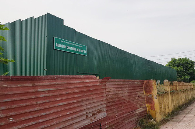 Phát hiện công trình không phép, lộ loạt bất cập tại dự án Khu Đảo Sen - Ảnh 1.