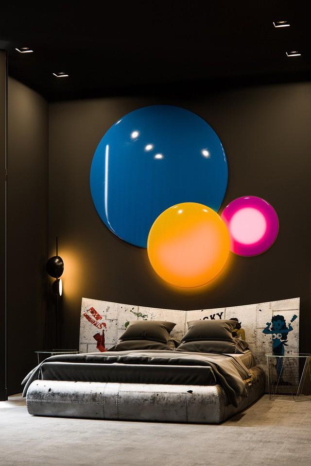 Phòng ngủ đẹp như tranh dành cho các cô gái - Ảnh 3.
