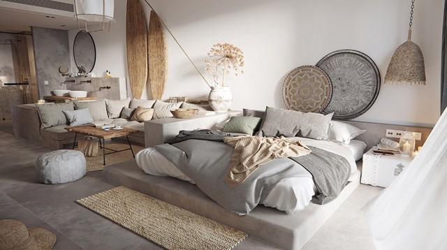 Phòng ngủ đẹp như tranh dành cho các cô gái - Ảnh 5.