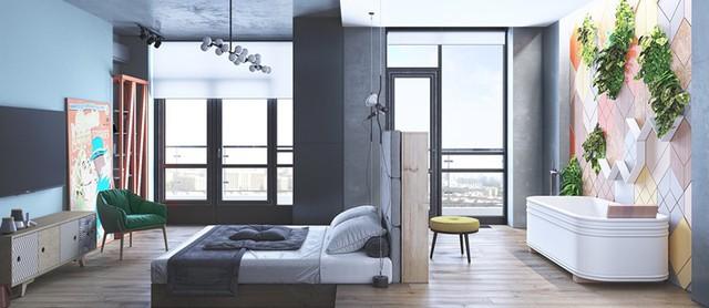 Phòng ngủ đẹp như tranh dành cho các cô gái - Ảnh 6.