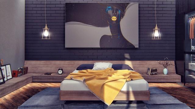 Phòng ngủ đẹp như tranh dành cho các cô gái - Ảnh 8.