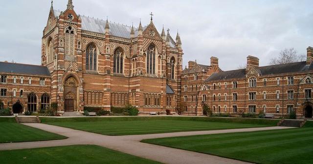 20 trường đại học sản sinh nhiều người siêu giàu nhất thế giới - Ảnh 8.
