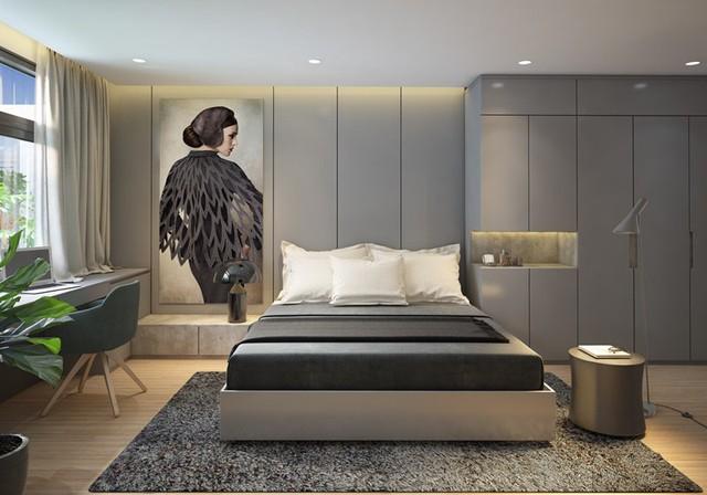 Phòng ngủ đẹp như tranh dành cho các cô gái - Ảnh 9.