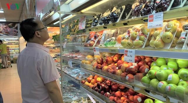 Nông sản Mỹ giá rẻ tràn ngập: Thị trường trong nước vừa mừng vừa lo - Ảnh 1.