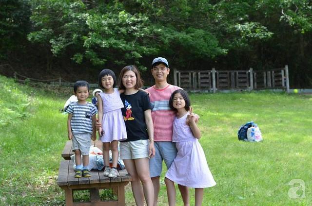 Gia đình Việt ở Nhật: Ông bố kỹ sư dành thời gian thuê đất, phủ kín bằng rau quả sạch cho vợ con thỏa nỗi nhớ quê hương  - Ảnh 1.