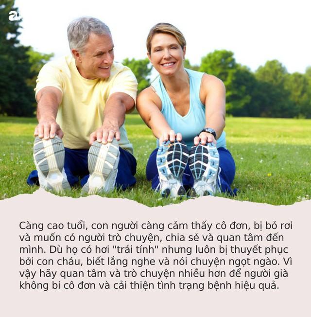 4 sai lầm khiến sức khỏe cha mẹ bạn giảm sút nghiêm trọng, dễ mắc trọng bệnh - Ảnh 4.