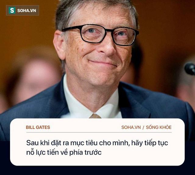Tỷ phú Bill Gates: Chìa khóa để hạnh phúc, khỏe mạnh là làm 4 việc, không cần đến tiền - Ảnh 2.