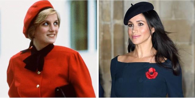 Meghan Markle lại khiến dư luận sục sôi khi lợi dụng Công nương Diana quá cố để thu hút sự chú ý - Ảnh 2.