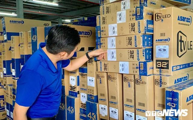 Nhập siêu hàng Trung Quốc tăng, nguy cơ gian lận xuất xứ tăng cao - Ảnh 1.