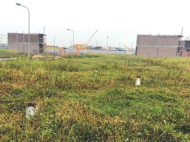Khách hàng vây trụ sở, đòi lại trăm tỷ từ dự án 'ma' ở Hà Nội - Ảnh 3.
