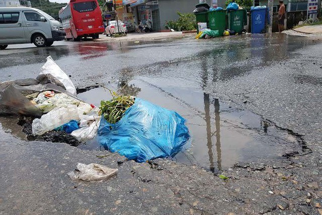 Cuộc sống người dân Phú Quốc bị đảo lộn trong trận lụt lịch sử - Ảnh 10.